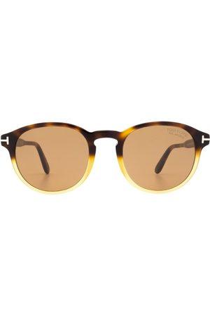 Tom Ford Mænd Solbriller - Sunglasses FT0834 55E