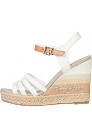 Tommy Hilfiger Kvinder Sandaler med kilehæl - Gradient High Shoes
