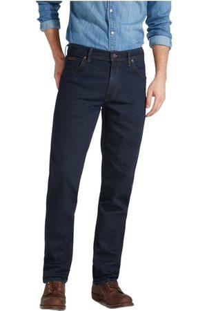 Wrangler Mænd Straight - Texas Jeans