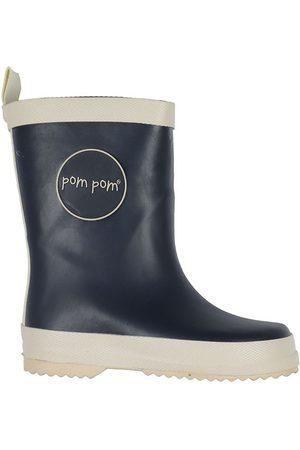 Pom Pom Gummistøvler - Gummistøvler - Navy
