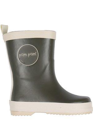 Pom Pom Gummistøvler - Gummistøvler - Hunter Green