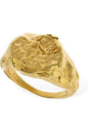 ALIGHIERI Kvinder Ringe - Aquarius Signet Ring