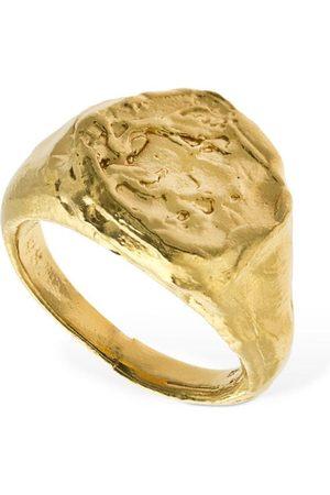 Alighieri Pisces Signet Ring