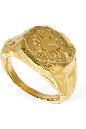 Alighieri Kvinder Ringe - Cancer Signet Ring