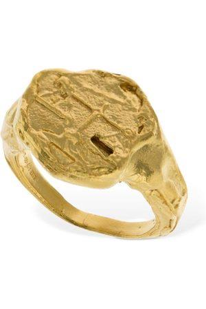 Alighieri Libra Signet Ring