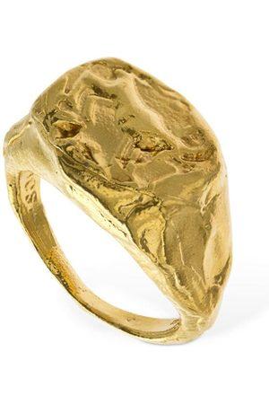 Alighieri Aries Signet Ring
