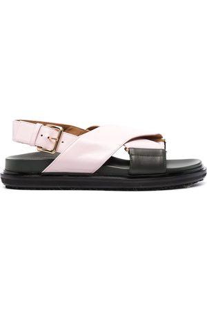 Marni Kvinder Sandaler - Sandaler med krydsende remme