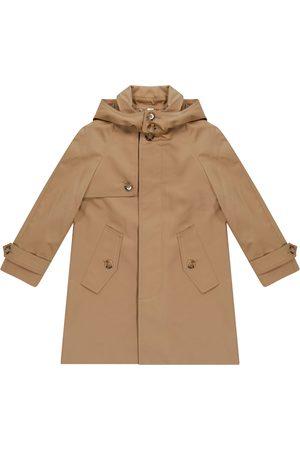 Burberry Cotton twill car coat