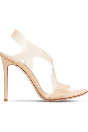 Gianvito Rossi Kvinder Pumps sandaler - 105mm Metropolis Plexi Slingback Sandals