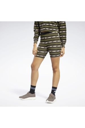 Reebok Classics Printed Legging Shorts