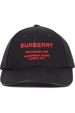 Burberry Kvinder Kasketter - Logo cotton canvas baseball cap