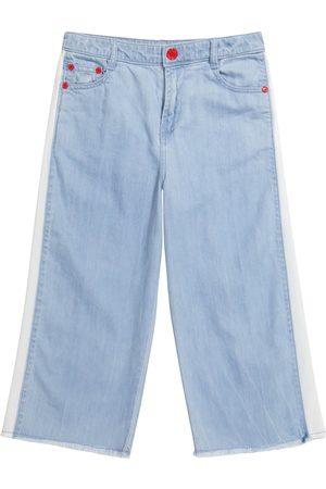 The Marc Jacobs Kids Wide-leg jeans
