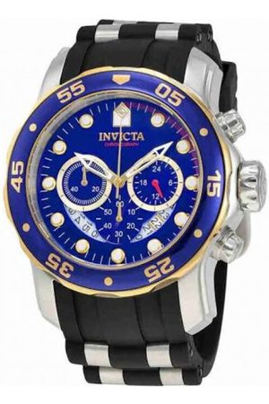 Invicta Watches Mænd Ure - Pro Diver - SCUBA 22971 Men's Quartz Watch - 48mm
