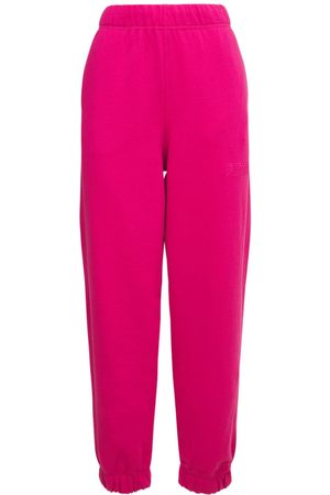 Ganni Isoli Recycled Cotton Blend Sweatpants