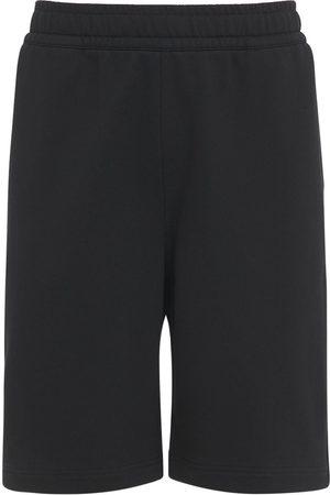 Burberry Mænd Sweatshirts - Logo Print Cotton Jersey Sweat Shorts