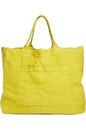 Once Milano Weekendtasker - Linen weekend bag