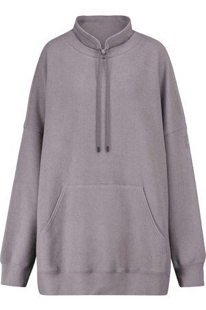 Alo Yoga Kvinder Træningstrøjer - Tranquil fleece hoodie