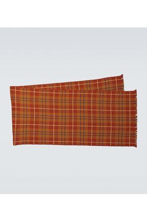 Loro Piana Mænd Tørklæder - King's College cashmere scarf