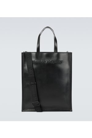 Alexander McQueen Leather tote bag