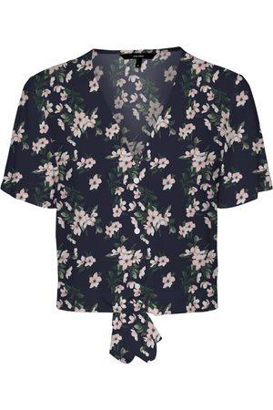 VERO MODA Kvinder Tunikaer - Bluse 'Simply