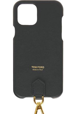 Tom Ford Logo I Phone 11 Pro Cover W/ Neck Strap