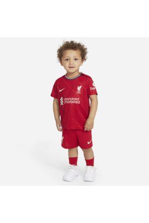 Nike Babysæt - Liverpool FC 2021/22 Home-sæt til babyer/småbørn
