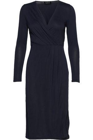 SELECTED Kvinder Midikjoler - Slfle -Sara 7/8 Midi Modal Dress B Knælang Kjole