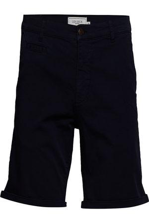 Les Deux Mænd Chinos - Orta Shorts Shorts Chinos Shorts Sort