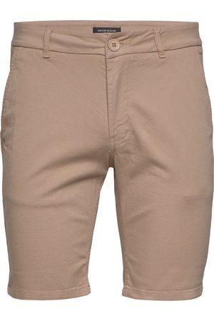 Bruuns Bazaar Dennis Poul Shorts Shorts Chinos Shorts Beige