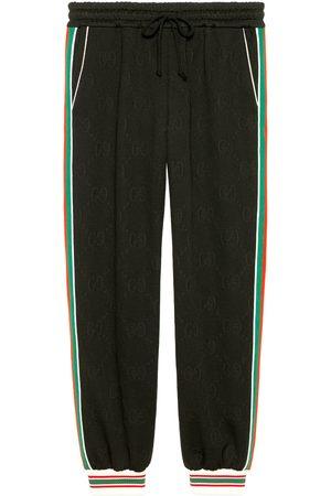 Gucci Mænd Joggingbukser - GG jacquard jersey jogging trousers