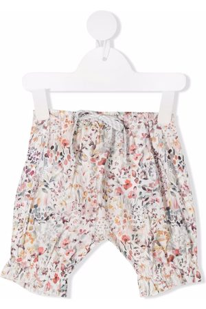 Zhoe & Tobiah Baby Bloomers med blomstertryk