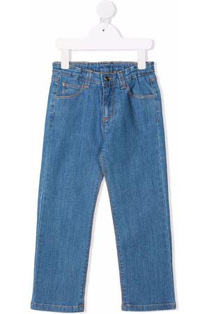 KNOT Lowri straight-leg jeans