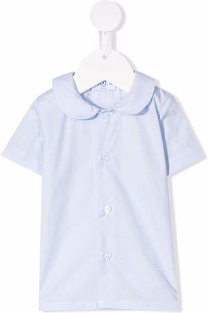 SIOLA Drenge Kortærmede skjorter - Faconsyet skjorte med korte ærmer