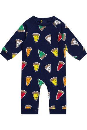 Stella McCartney Kids Onesies - Baby printed organic cotton onesie