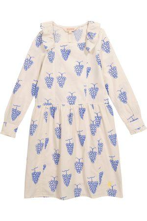 The Animals Observatory Kvinder Mønstrede kjoler - Tortoise printed cotton dress