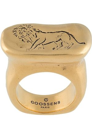 Goossens Ringe - Harumi Lion signet ring
