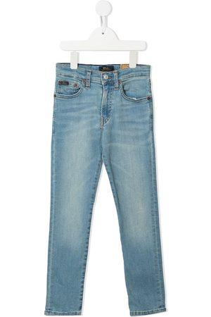 Ralph Lauren Kids Eldridge skinny-fit jeans