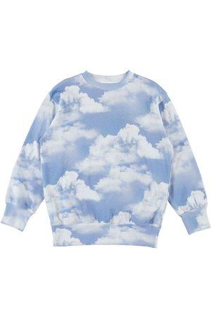 Molo Sweatshirts - Sweatshirt - Mattis - Clouds