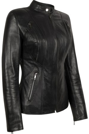 Leather Hype FREE BIRD LEATHER JACKET - SILK LINING EDITION