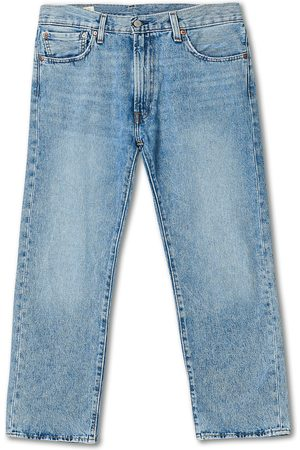 Levi's Mænd Straight - 551Z Straight Crop Fit Jeans Dream Stone