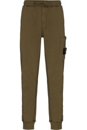 Stone Island Mænd Joggingbukser - Garment-dyed track pants