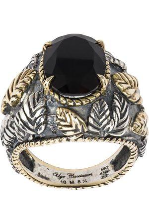 UGO CACCIATORI Bladformet ring