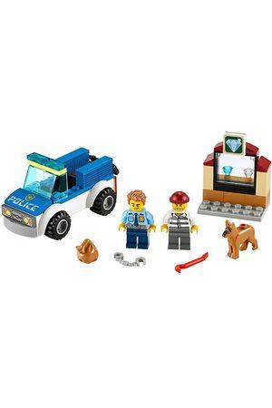 LEGO Wear City - Hundepatrulje 60241 - 67 Dele