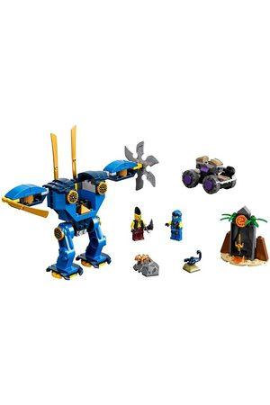 LEGO Wear Ninjago - Jays Elektrorobot 71740 - 106 Dele