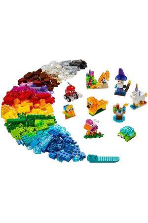 LEGO Wear Classic - Kreative Gennemsigtige Klodser 11013 - 500 Dele
