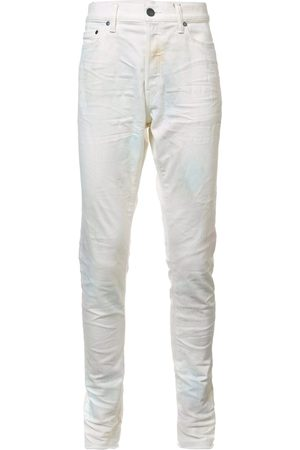 JOHN ELLIOTT Mænd Slim - Creased slim-fit jeans