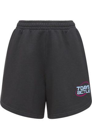 7 DAYS ACTIVE Cotton Sweat Shorts