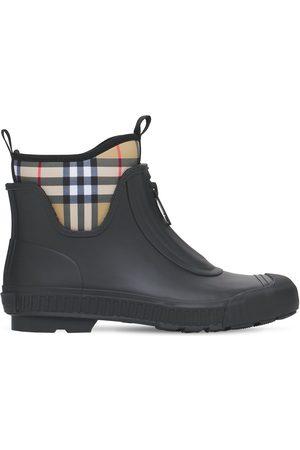 Burberry Kvinder Gummistøvler - 20mm Flinton Neoprene & Rubber Boots