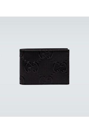 Gucci Mænd Punge - GG embossed leather wallet
