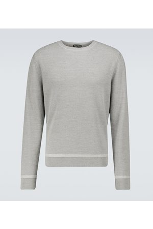 Tom Ford Cashmere and wool crewneck sweater